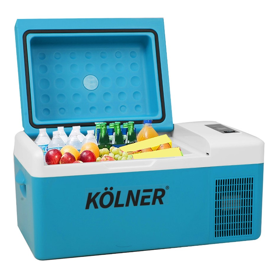 Kolner 20L Portable Fridge Cooler Freezer Camping Food Storage