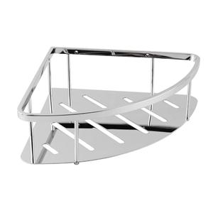 Chrome Stainless Steel Shower Caddy Shel