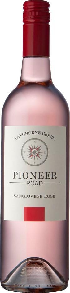 Pioneer Road Sangiovese Rosé 2018 (12 x 750mL), Langhorne Creek, SA