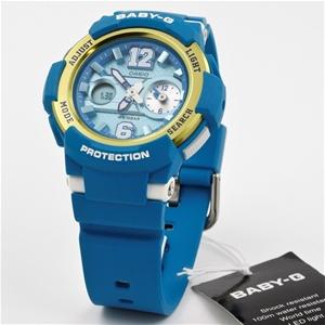 323e14951 Casio Baby-G Analogue/Digital Blue Ladies Watch Auction (0020 ...