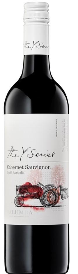 Yalumba `Y Series` Cabernet Sauvignon 2017 (12 x 750mL), SA.