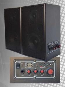 Orator Audio ED-015 Wall Speakers (Pair)