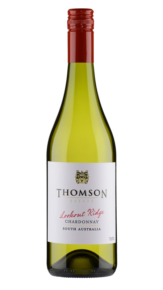 Thomson Estate Lookout Ridge Chardonnay 2018 (12 x 750ml) SA