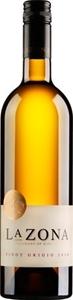 La Zona Pinot Grigio 2018 (12 x 750mL),