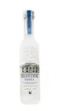 Mini Belvedere `Pure` Vodka (60 x 50mL Minature), Poland.