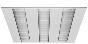 8 x Orien 3x14 Recessed Mounting Louvred