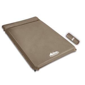 WEISSHORN Double Self inflating Mattress