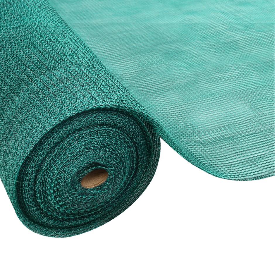 Instahut 3.66x10m 30% UV Shade Cloth Outdoor Green