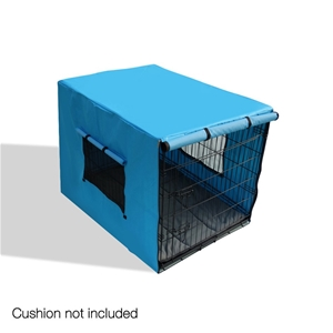 i.Pet 36inch Collapsible Pet Cage - Blac