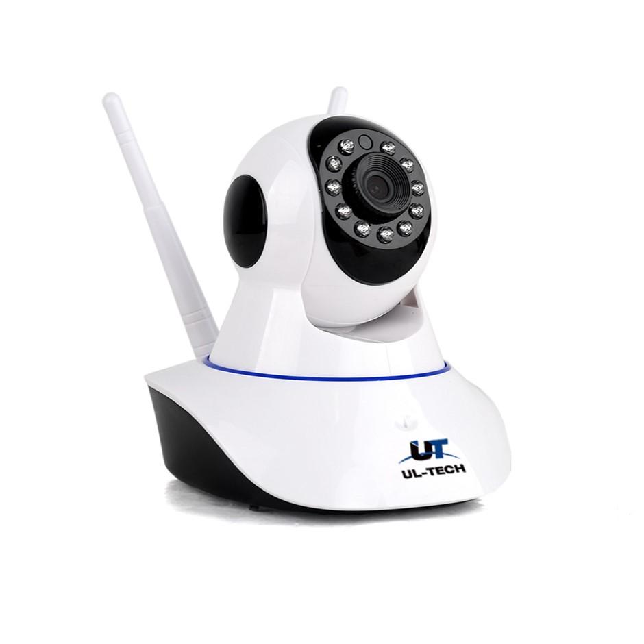 UL Tech 720P IP Wireless Camera - White