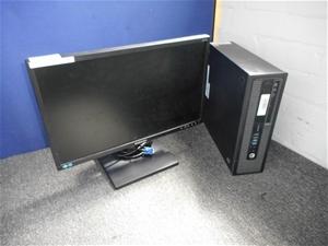 HP ProDesk Small Form Factor (SFF) Deskt