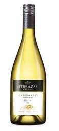 Terrazas de Los Andes `Reserva` Chardonnay 2017 (6 x 750mL), Argentina.