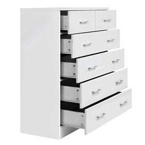 Artiss Tallboy 6 Drawers Storage Cabinet