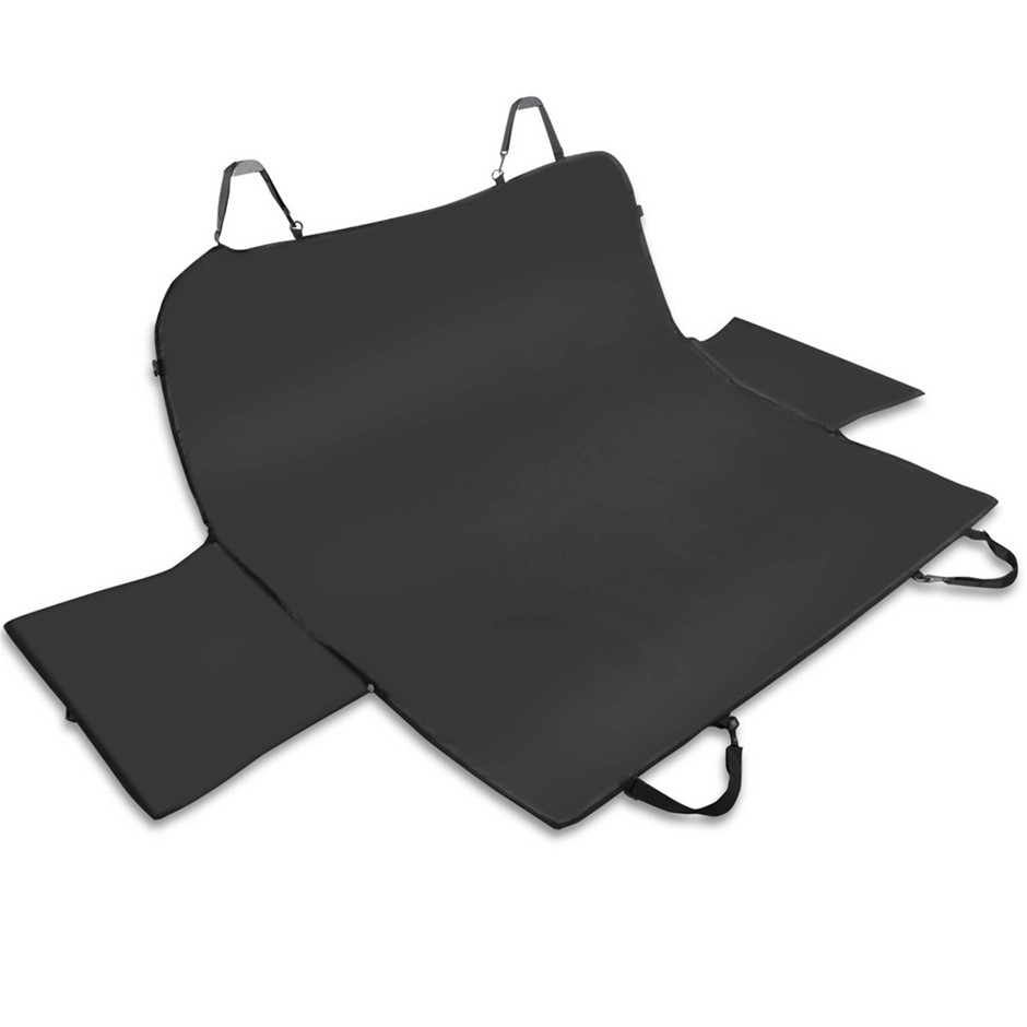 i.Pet Pet Hammock Seat Mat Protector - Black