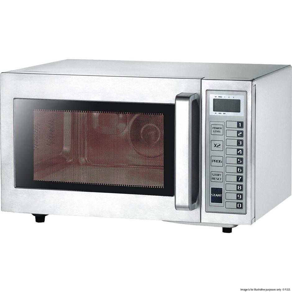 Unused FE-1100 Microwave Oven