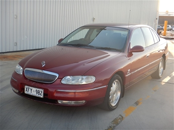 Unreserved 1999 Holden Caprice WH Automatic Sedan