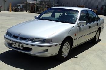 Unreserved 1995 Holden Berlina VS Automatic Sedan