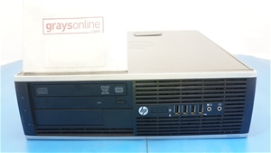 HP Compaq 8200 Elite SFF PC Small Form F