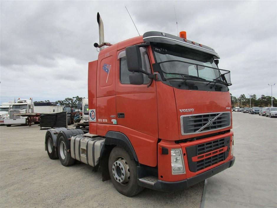 2005 Volvo FH12 6 x 4 Prime Mover Truck