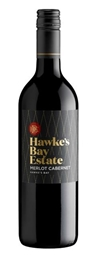 Hawke's Bay Estate Merlot Cabernet 2017 (12 x 750mL) NZ