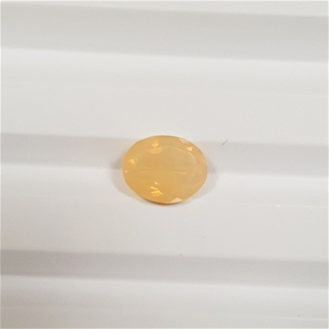 0.89 ct Oval Cut Natural Opal