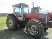 Unreserved Case & Massey Ferguson Tractors