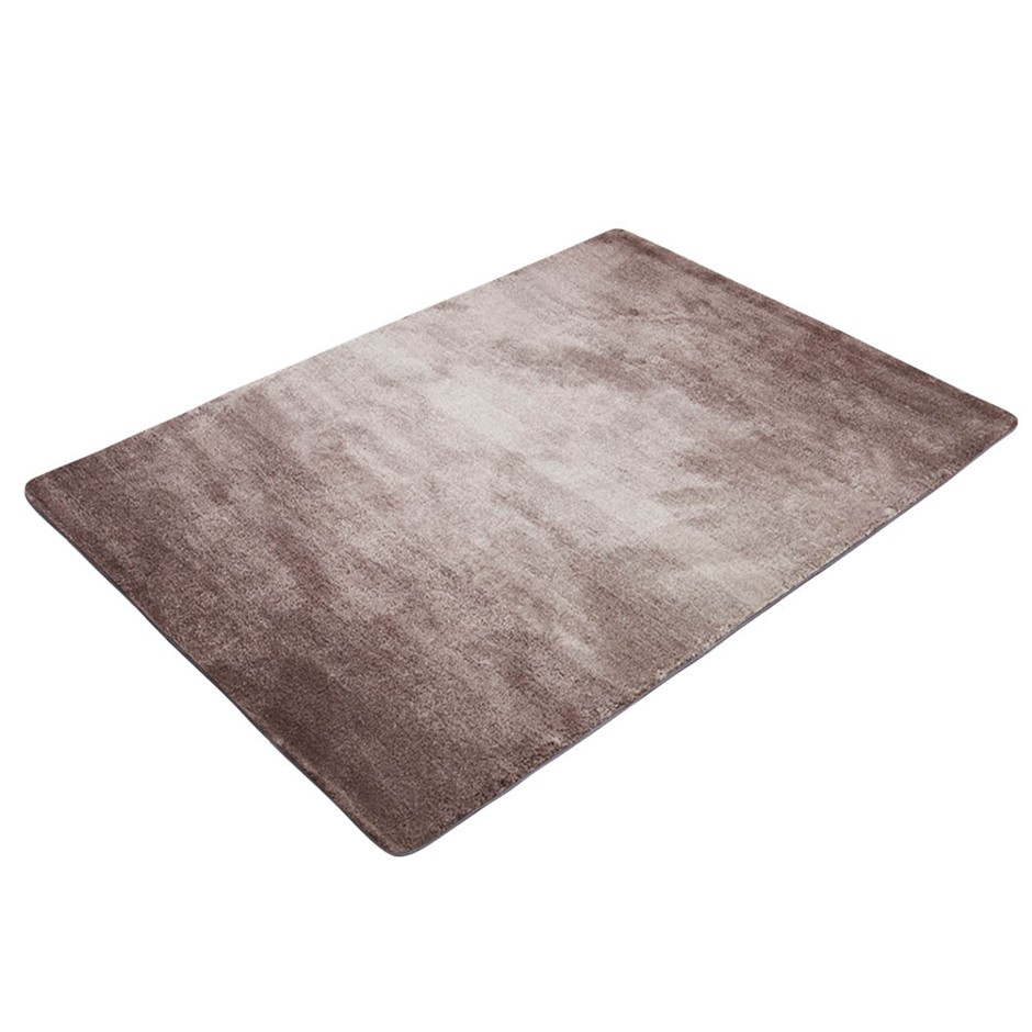 Artiss 200X300cm Ultra Soft Shaggy Rug Floor Carpet Gradual Color Area Rug