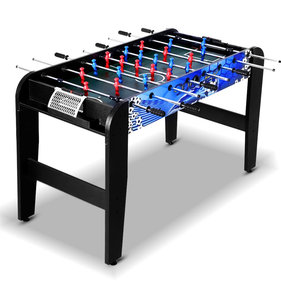 4FT Soccer Table Football Game Home Party Pub Size Kids Adult Toy Gift