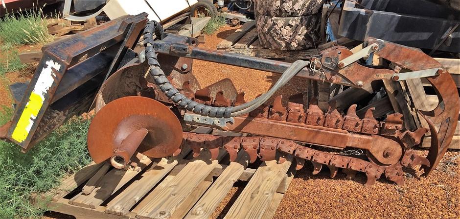 mustang skid steer parts   Graysonline
