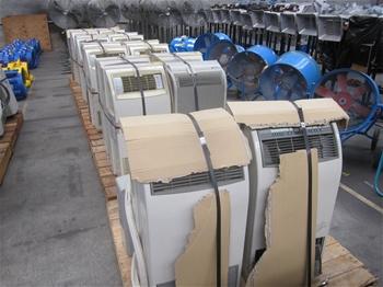 Suki Wa1200 Portable Split Air Conditioner Auction 0283