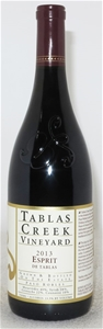 Tablas Creek Vineyard Esprit de Tablas R