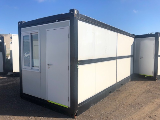 Portable Building/Cabin - SHED 5 Auction (0056-5036549 ...