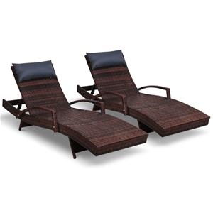 Gardeon Sun Lounge Sofa Furniture Garden