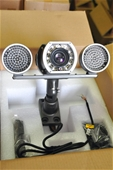Unreserved Security Cameras, Electrical & More - Unused