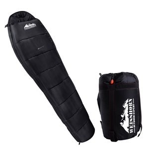 Weisshorn Camping Sleeping Bag Single Si