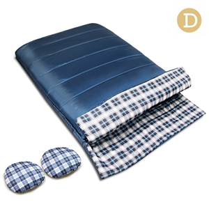 Weisshorn Camping Sleeping Bag Double Si