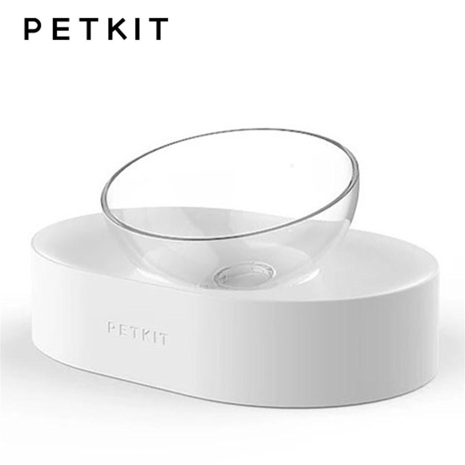 PetKit Fresh Nano 15 Degree Adjustable Feeding Bowl - SINGLE WHITE