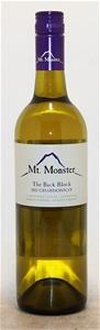 Mt Monster Chardonnay Back Block 2012 (1
