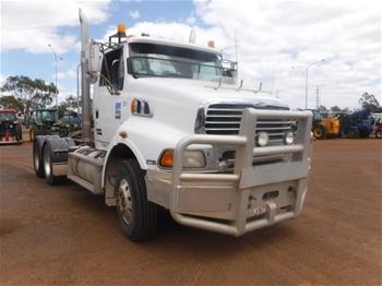 2007 Sterling LT9500HX 6 x 4 Prime Mover Truck