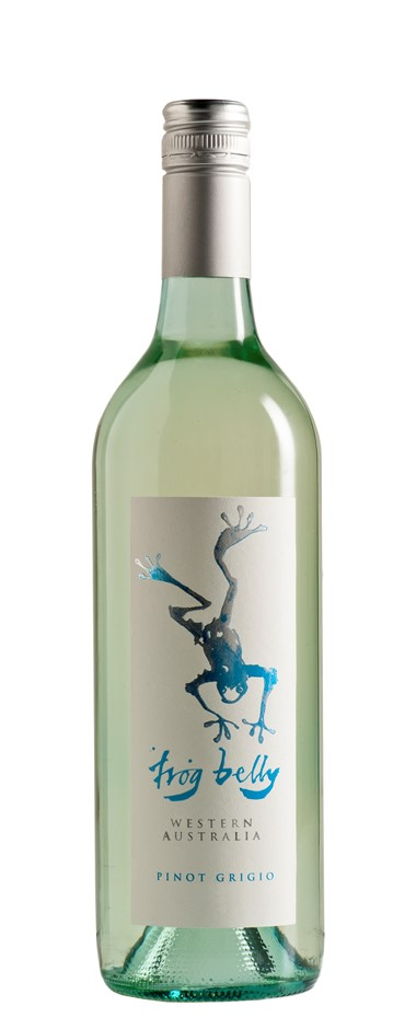 Frog Belly Pinot Grigio 2017 (12 x 750mL) Margaret River, WA