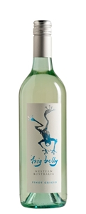 Frog Belly Pinot Grigio 2017 (12 x 750mL