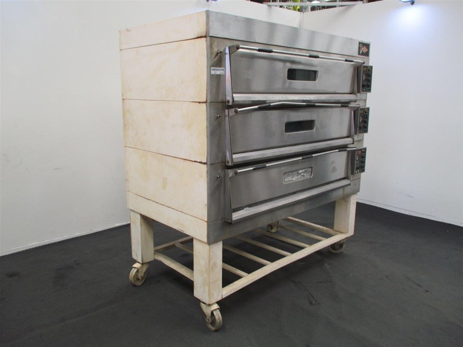 Commercial Pizza Ovens For Sale Graysonline
