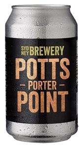 Sydney Potts Point Porter (24 x 330mL Ca