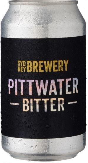 Sydney Berwery Pittwater Bitter (24 x 330mL Cans)