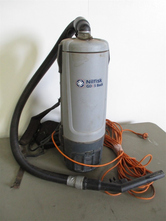 Nilfisk GD5 Backpack Vacuum Cleaner