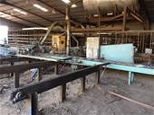 Saw Mill Equipment & Machinery
