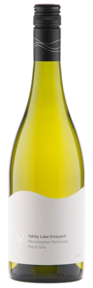 Yabby Lake Single Vineyard Pinot Gris 2018 (6 x 750mL), Mornington Pen.