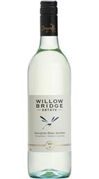 Willow Bridge Dragonfly Sauvignon Blanc Semillon 2018 (12  x750mL), WA.