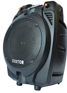 "Orator PA65 Audio Portable 6.5"" PA Speak"
