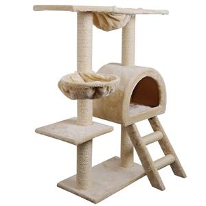 i.Pet 100cm Multi Level Cat Scratching P